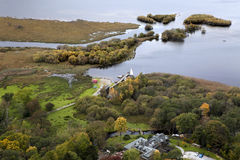 NordDerwent Wasser Stockfoto
