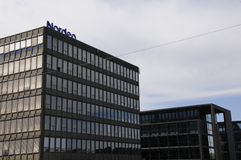 NORDEA BANK Royalty Free Stock Photography