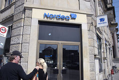 NORDEA BANK Royalty Free Stock Photography