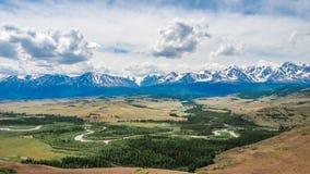 Norden-Chuyskiy Ridge arkivfilmer