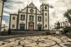 Nordeste w Sao Miguel, Islas Azores, Portugalia zdjęcia stock