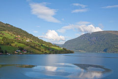Nordfjord Royalty Free Stock Images
