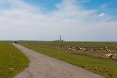 Nordfriesland Lizenzfreies Stockbild