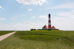 Nordfriesland Fotografia Stock