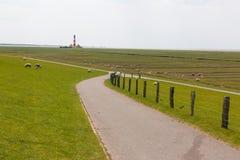 Nordfriesland Obraz Stock