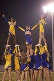 Nordhoff Leśniczych cheerleaders Fotografia Stock