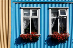 Nordic architecture Royalty Free Stock Images