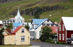 Nordic architecture Stock Photos