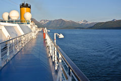 Nordic Cruise Royalty Free Stock Images