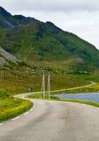 Nordic journey Stock Photos