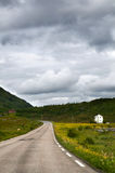 Nordic journey Stock Photography