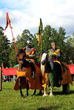 Nordic Knights stock photography