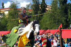 Nordic Knights Tournament (Sweden) Stock Photo