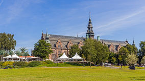 The Nordic Museum Stock Image