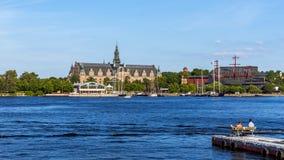The Nordic Museum Stock Photo