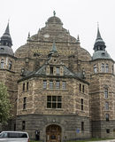 Nordic Museum Stockholm Royalty Free Stock Images