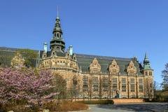 Nordic Museum, Stockholm Stock Photo