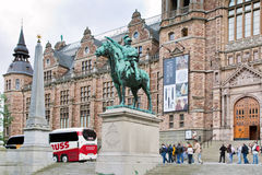 The Nordic Museum in Stockholm, Sweden Stock Images