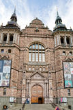 The Nordic Museum in Stockholm, Sweden Royalty Free Stock Image