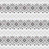 Nordic pattern Stock Photography