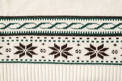 Nordic traditional style pattern Royalty Free Stock Photography