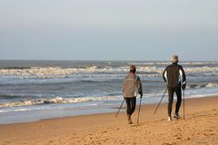 Free Nordic Walking Stock Images - 535584