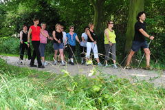 Free Nordic Walking Stock Photography - 59665412