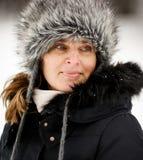 Nordic walking Royalty Free Stock Image