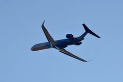 Nordica Airlines Canadair CRJ-900 Royalty Free Stock Photo