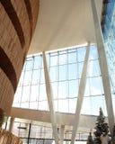 Nordische Architektur stockfotos