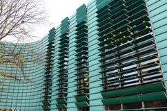 Nordische Botschaften (посольство нордических стран) в Берлине, Германии Стоковая Фотография RF