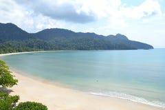 Nordküste von Langkawi in Malaysia Lizenzfreie Stockfotografie
