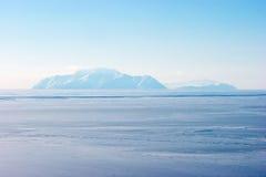 Nordküstenmeer von Ochotsk Lizenzfreies Stockbild