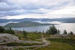 Nordkapp Στοκ φωτογραφία με δικαίωμα ελεύθερης χρήσης