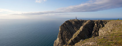 Nordkapp Royalty Free Stock Image