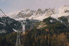 Nordkette Innsbruck Zdjęcia Royalty Free