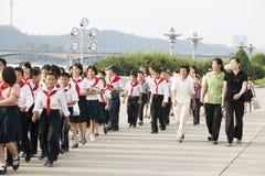 Nordkorea 2011 Royaltyfri Foto