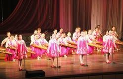Nordkorea 2011 Stockfotografie