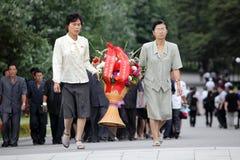 Nordkorea 2013 Royaltyfri Bild