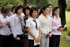 Nordkorea 2013 Stockfotografie