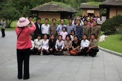 Nordkorea 2013 Royaltyfri Fotografi