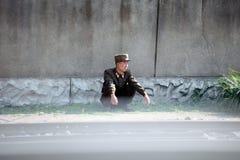Nordkorea 2013 Arkivfoton