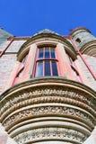 Nordlig Belfast slott - - Irland Fotografering för Bildbyråer