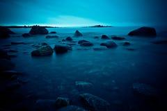 nordlig shoreline arkivfoton