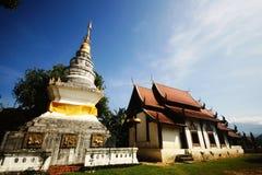 Nordlig tempel Royaltyfria Bilder