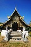 Nordlig tempel Arkivfoto
