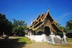 Nordlig tempel Arkivbilder