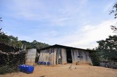 nordlig thai thailand för hus stam Arkivbilder