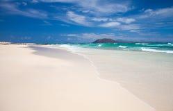 Nordliga Fuerteventura Arkivfoto