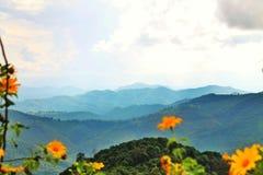 Nordliga Thailand Royaltyfri Foto